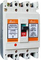 Автоматический выключатель ВА77-1-63 3 полюса 6А 8-12In   Icu 15кА   380В
