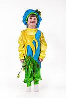 Детский костюм Солнышко-ручеек-весенний лист