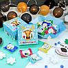 """Шоколадный куб """"С Новым Годом"""" 70 г"""