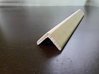 Угол наружный 30х30 2-3м, цельный, без сучка, фото 1