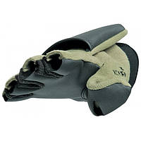 Перчатки-варежки c отстегом ветрозащитные Norfin Astro