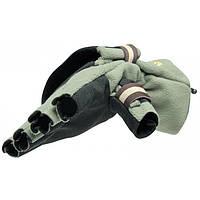 Перчатки-варежки ветрозащитные с отстегом Norfin Nord