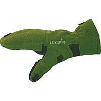Перчатки-варежки ветрозащитные с отстегом Norfin Cesium