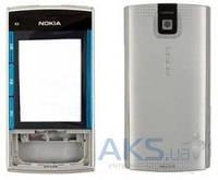 Корпус Nokia X3-00 Silver