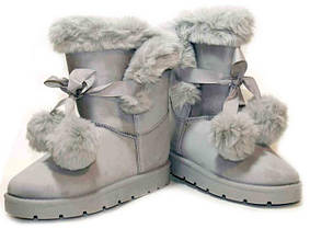 Жіноча зимове і демісезонне взуття
