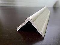 Угол наружный 45х45 без сучка цельный, фото 1