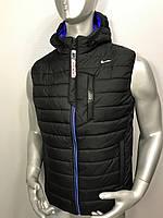 Мужская спортивная жилетка Nike, жилетка осенняя Найк