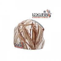Шапка флисовая, зимняя Norfin Hunting (Passion) ветроустойчивая и дышащая для охоты и рыбалки