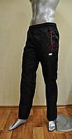 Мужские спортивные штаны Nike из плащевки на х/б подкладке  копия, штаны Найк