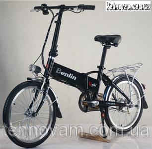 Электровелосипед  Benlin BL-ZL-60 литий