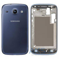 Корпус Samsung i8262 Galaxy Core Blue