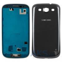 Корпус Samsung i9300 Galaxy S3 Grey