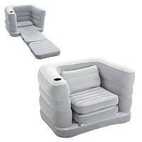 Bestway велюр-кресло 75065