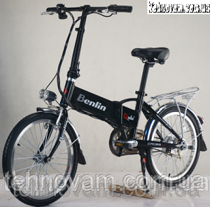 Электровелосипед Benlin BL-ZL-60/12