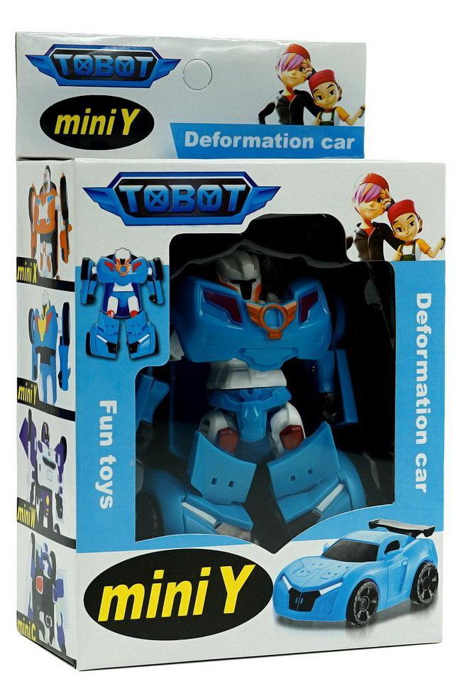 Трансформер Тобот Mini Tobot Y