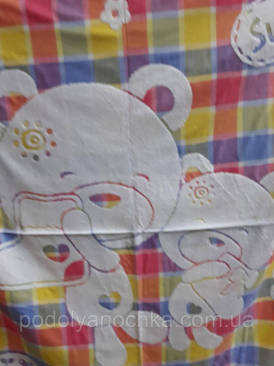Махрове дитяче простирадло Мішка (лен-махра)  продажа 8fd52e21285fb