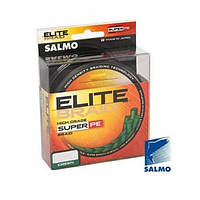 Шнур SALMO ELITE BRAID дл.91M Green 4815-033