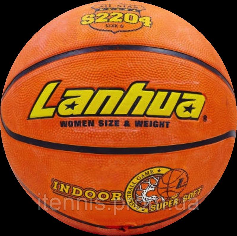 Баскетбольный мяч LANHUA Размер 5,6,7.