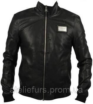 125cd69ad7a Мужские кожаные куртки - Меховое Ателье