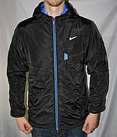 Мужская спортивная ветровка Nike демисезон, мужская ветровка найк