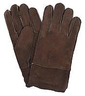 Мужские зимние перчатки на цигейке