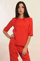 Блуза женская Горчица красная