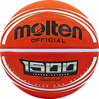 Баскетбольный мяч Molten 1500 Official BRW