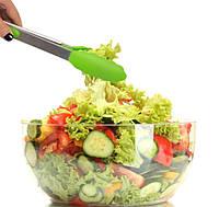 Щипцы кухонные зеленые SKU0000905