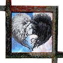 Схема для вышивания бисером День и Ночь, фото 2