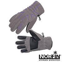 Рукавички фліс. жіночі Norfin Women Violet (з утеплювачем) р.M (705065-M)