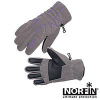 Рукавички фліс. жіночі Norfin Women Violet (з утеплювачем) р.L (705065-L)