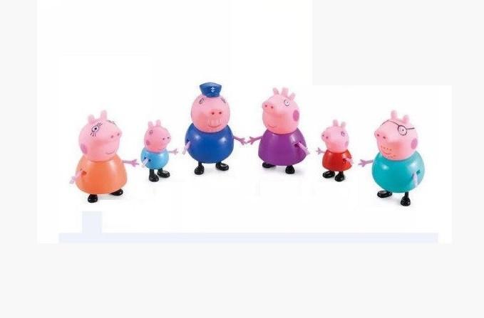Набор семья Свинки Пеппа Peppa Pig