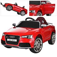 Детский электромобиль Audi RS5 Детский электромобиль Audi RS5 M 3468EBLR-3 красная ***