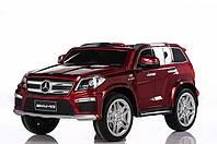 Детский электромобиль джип M 3122 EBRS-3 Мерседес, Автопокраска, красный***