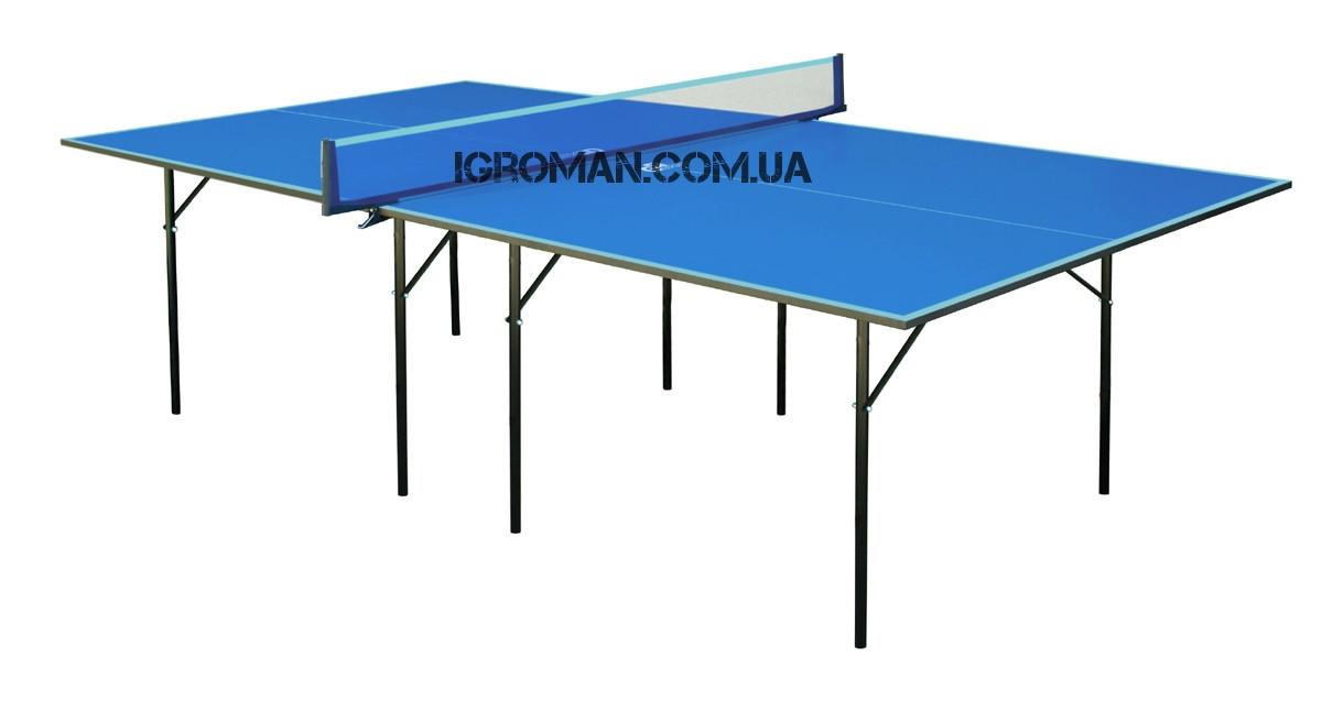Теннисный стол Gk-1/Gp-1, настольный теннис для закрытых помещений, ракетки и мячики в подарок!