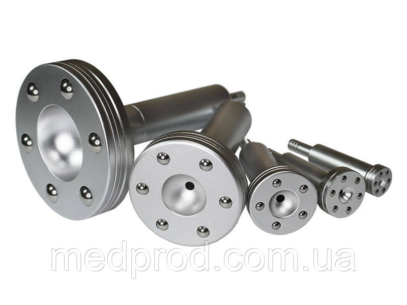Набор вакуумно-шариковых насадок комплект 5 шт.к аппарату AV-818