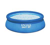 Семейный надувной бассейн Intex 28142 Easy Set с картриджным фильтром 366x84 см