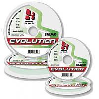 Леска монофильная Salmo Hi-Tech EVOLUTION 022 / 100м (4016-022)