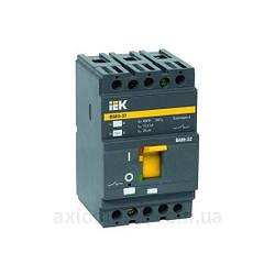 ВА88-32  3Р   80А  25кА IEK корпусной автоматический выключатель