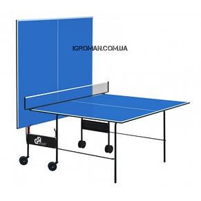 Теннисный стол Gk-2/Gp-2 для закрытых помещений, ракетки и мячики в подарок!, фото 3