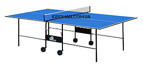 Теннисный стол Gk-2/Gp-2 для закрытых помещений, ракетки и мячики в подарок!, фото 2