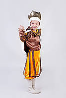 Детский костюм Король «Золотой»