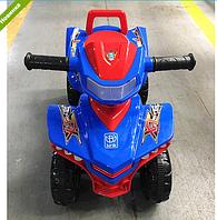 Машинка-каталка Baby Mix M 3502-4-3 сине-красный