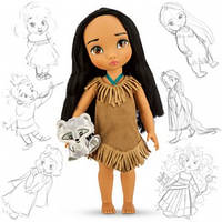 Кукла аниматор Покахонтас (Disney Animators Collection Pocahontas Doll), Disney, фото 1