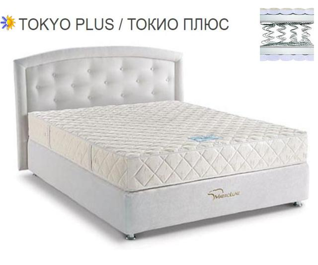 Матрас TOKYO plus / ТОКИО плюс пружинный блок Бонель высота 22 см