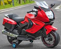 Детский электромотоцикл T-7214 RED красный