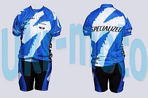 "Велокостюм   (mod:Specialized, size:L)   ""COOLMAX"""