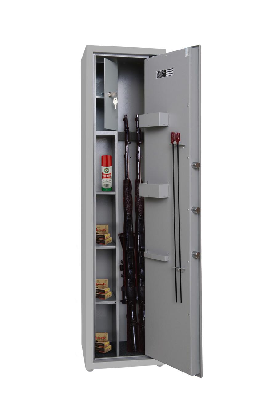 Сейф оружейный Griffon GS.140.K