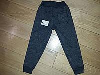 Штаны для мальчика с карманом, вязка-мех, р.28,30,32,34