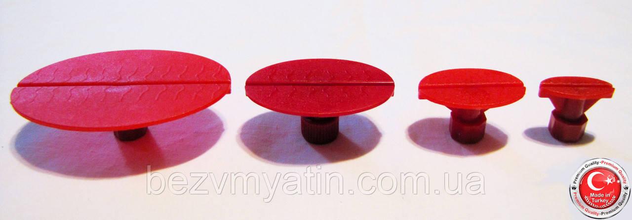 Комплект клеевых грибков SK Flat red set